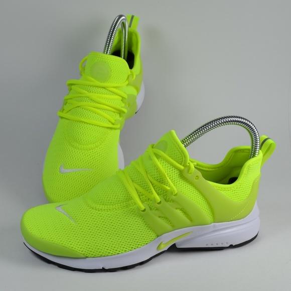 New Nike Women Air Presto Volt Black